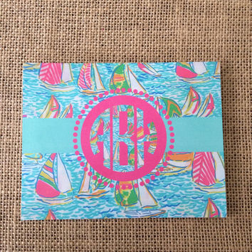 Lilly Pulitzer Stationary