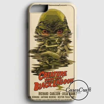 Creature From The Black Lagoon Poster iPhone 6 Plus/6S Plus Case | casescraft