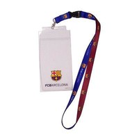 """Licensed FC Barcelona Official Soccer 20"""" Lanyard Key Chain Barca by Wincraft KO_19_1"""