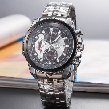 Casio Men Fashion Quartz Watches Wrist Watch