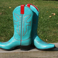 VINTAGE Cowgirl Boots by Frye