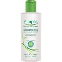 Simple Cleansing Micellar Water, 6.7 fl oz - Walmart.com