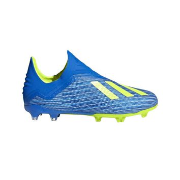 adidas Kid's X 18+ FG Soccer Cleat