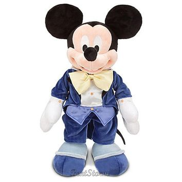 """Licensed cool Mickey Mouse Club Tuesday Guest Star Day 17"""" Plush Disney Store Exclusive NEW"""