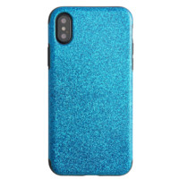 iPhone XS / X Case - Teal Glam