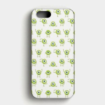 Mike Wallpaper Monsters Inc iPhone SE Case