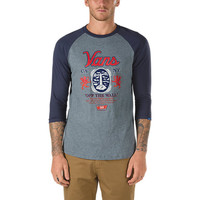 Cold One Baseball Tee | Shop at Vans