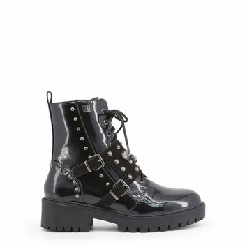 Laura Biagiotti 5045 Women Black Ankle boots