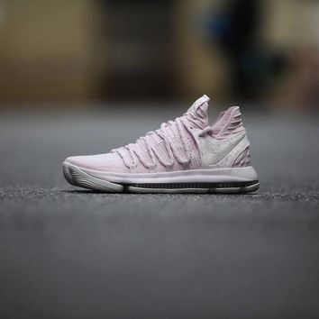 "Nike KD 10 ""Aunt Pearl"" Basketball Shoes Sneaker"