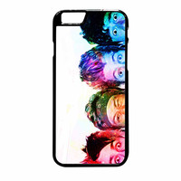 5Sos Second Of Summer Eye iPhone 6 Plus Case