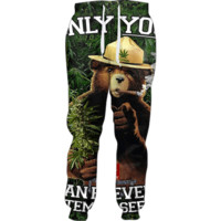 Smokey the Bear Joggers