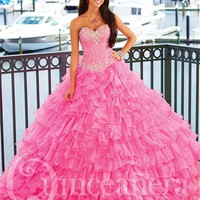 Quinceanera Collection 26763 by House of Wu | Quinceanera Dresses | Quince Dresses | Dama Dresses | GownGarden.com