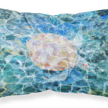 Sea Turtle Under water Fabric Standard Pillowcase BB5363PILLOWCASE