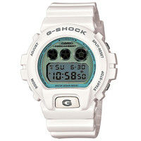 Casio G-Shock Dw-6900pl-7er Watch - White at Urban Industry