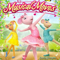 Angelina Ballerina-Musical Moves (Dvd) (Ws/Eng/Fren/Span/2.0 Dol Dig)
