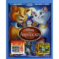 The Aristocats (Special Edition) (Blu-ray + DVD) (Widescreen) - Walmart.com