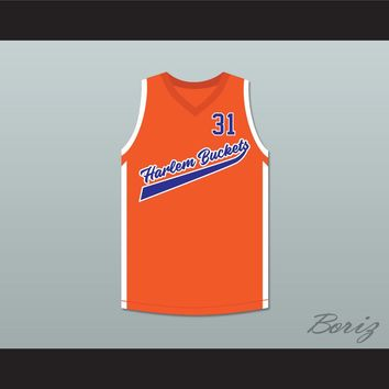 Lights 31 Harlem Buckets Alternate Basketball Jersey Uncle Drew