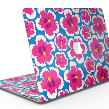 Tropical Twist v5 - MacBook Air Skin Kit