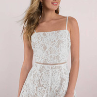 Love Me Lace Romper