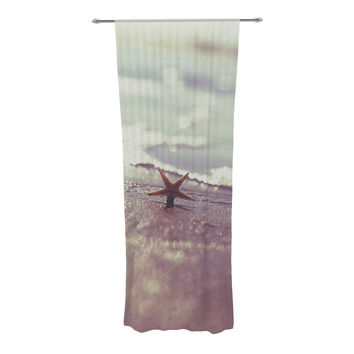 "Libertad Leal ""You are a Star"" Decorative Sheer Curtains"