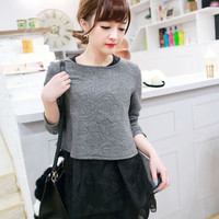 Clearance : CASUAL TOP DRESS SET CLEARANCE ghl0045
