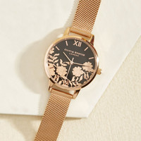Gild With Love Watch in Rose Gold | Mod Retro Vintage Watches | ModCloth.com