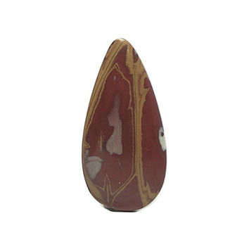 Noreena Jasper Polished Semiprecious Gem Stone Cabochon Sienna Turmeric Noreen Semi precious Jewel loose gemstone DIY Craft Jewelry Stone