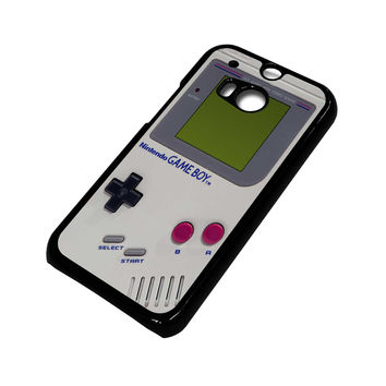 NINTENDO GAME BOY HTC One M8 Case Cover