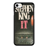 Stephen King It Pennywise The Clown  iPhone 8 Case