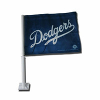 Car Flag By Rico - MLB - Los Angeles Dodgers