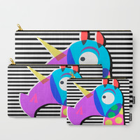 I See Unicorn Carry-All Pouch by thatssounicorny