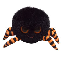 Ty Beanie Boos Original Big Eyes Plush Toy Doll 10 - 15cm Black Spider TY Baby For Kids Brithday Gifts