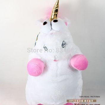 J.G Chen 55CM  Unicorn Big Movie Plush Toy 21.5Inch Soft Stuffed Animal Plush Toys Dolls Giant Plush Toys