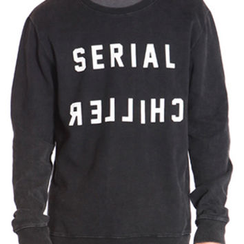 Serial Chiller Sweater | Mens | Vanguard Fashion