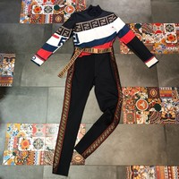 Fendi Women Long Sleeve Jumpsuit