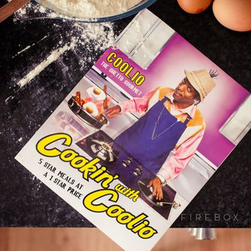 Cookin' With Coolio | FIREBOX