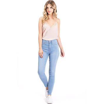 Highlight High Waist Skinny Jeans