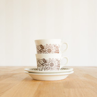 Finland Arabia Elina Cup & Saucer set by Esteri Tomula