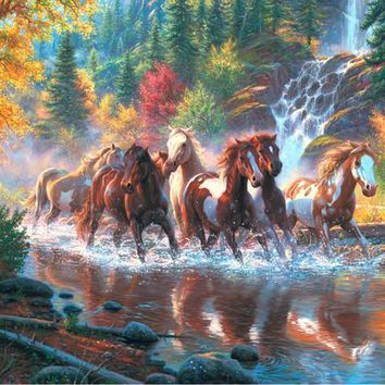 Born to Run 1000pc Jigsaw Puzzle
