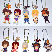 Kingdom Hearts charm - Phone charm / Keychain