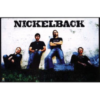 Nickelback Domestic Poster