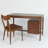 Drexel Declaration Writing Desk by Kipp Stewart & Stewart MacDougall