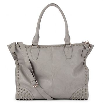 Sole Society Reese Tonal Stud Tote