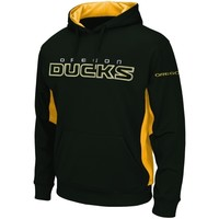 Oregon Ducks Charger Pullover Hoodie – Green
