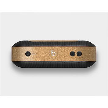 The CorkBoard Skin Set for the Beats Pill Plus