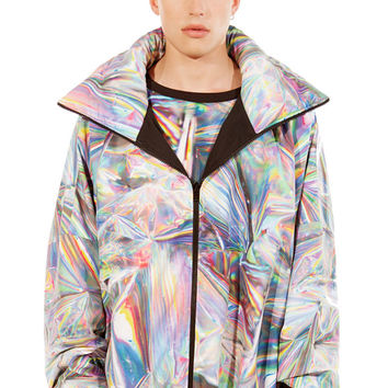 TZUJI LONDON Foil Print Jacket - 50% OFF