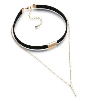 Lytton Multilayer Necklace