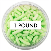 Light Green Jimmies 1 LB