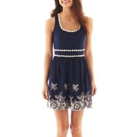 jcpenney - Be Darling Sleeveless Scoopneck Dress - jcpenney