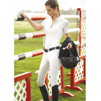 Symphony No. 3 Rosa Full Seat Breech | Dover Saddlery